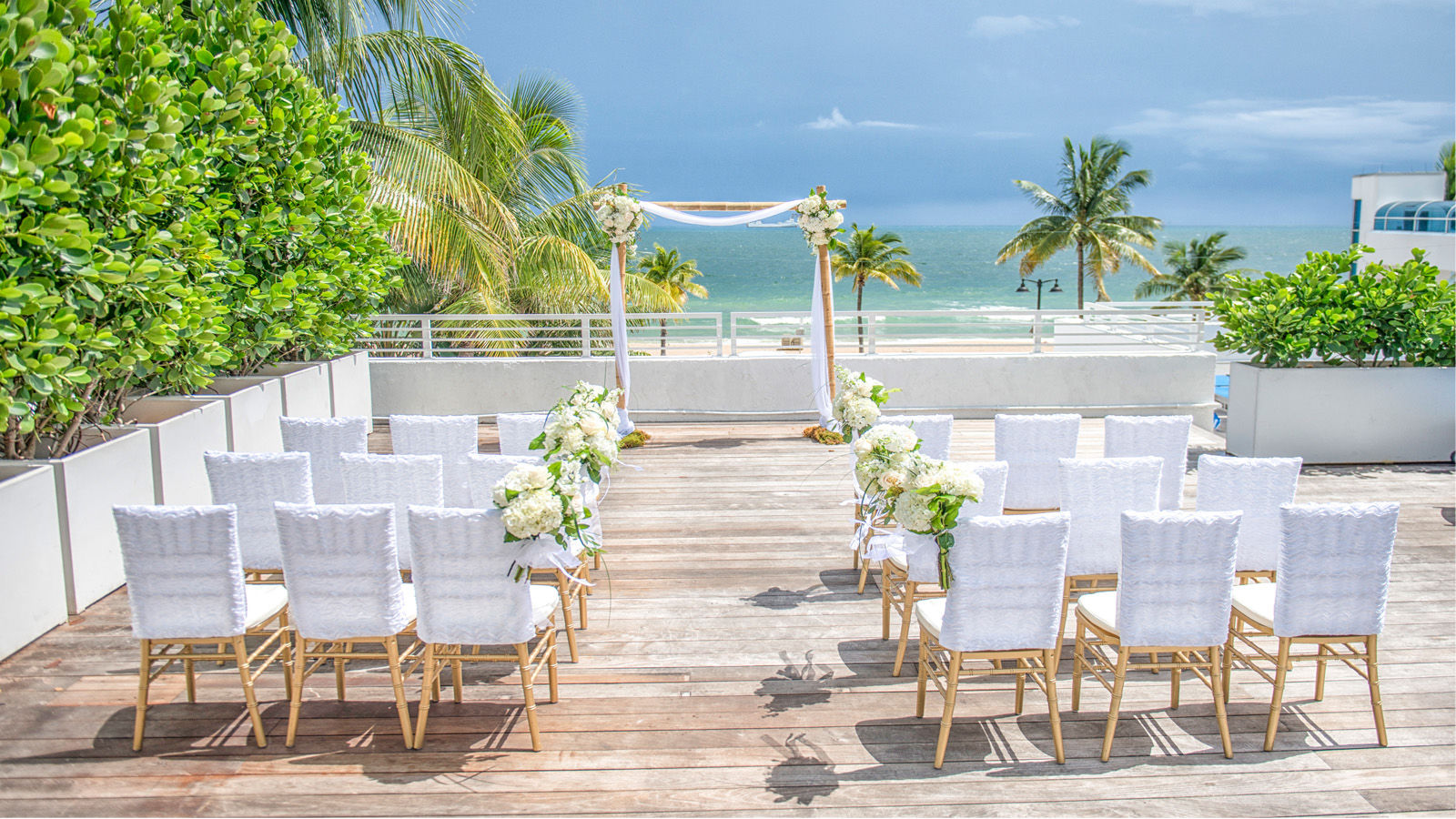 The Westin Fort Lauderdale Beach Resort Weddings